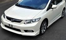 Honda Civic Reborth Modulo Style ABS Plastic Bodykit