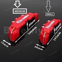 Brembo Brake Caliper Covers Medium