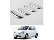 For New Suzuki Alto 660 CC Chrome Handle Covers