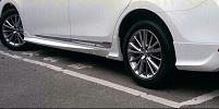 Toyota Corolla 2015-2020 Side Panels TRD Style Plastic