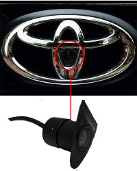 Toyota Front Camera
