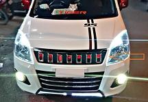 Suzuki Wagon R Jeep Style Grill