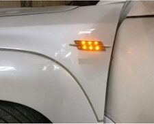 BMW Style Fender Replacement Indicator Lights (02 Pcs)