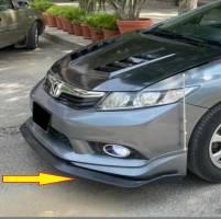 Honda Civic 2013-2014-2015 Rebirth Front Bumper Splitter