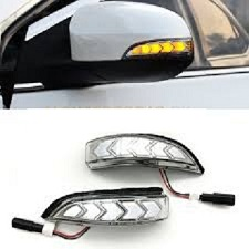 toyota corolla side mirror indicaqtor sequential style