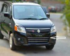 Suzuki WagonR Lower Grill Chrome Trims 03 Pcs