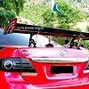 Double Deck GT Wing Spoiler Metal