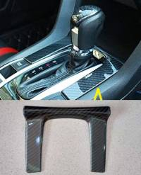 Honda Civic 2017-2021 Gear U Carbon Fibre Cover Trims
