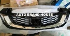 Honda Civic 2013-2014-2015 Rebirth Facelift Bumper Chrome Grill
