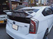 Toyota Prius Trunk Spoiler ABS Plastic