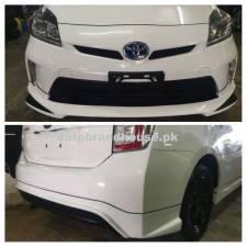 Toyota Prius 2012-2013-2014-2015 Bodykit (Plastic)