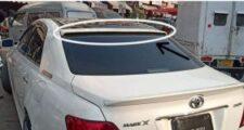 Toyota Mark X Window Roof Spoiler