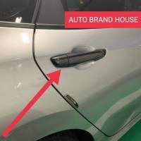 Honda Civic 2017-2021 Outer Handle Covers Carbon Fibre