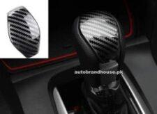 Honda Civic 2017-2021 Gear Cover Trim Carbon Fibre