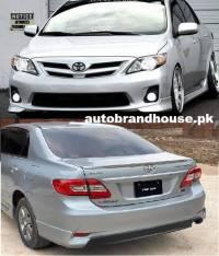 Toyota Corolla 2011-2012-2013-2014 Bodykit Plastic