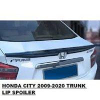 Honda City Trunk Lip Spoiler Painted