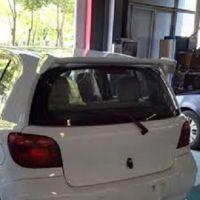 Toyota Vitz 2001-2004 Trunk Wing Spoiler