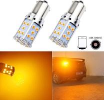 Orange/Amber LED Indicator Bulbs Single Point