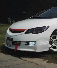 Honda Civic 2006-2012 Reborn Sports Mesh Grill