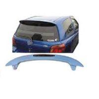 Toyota Vitz 2001-2002-2003-2004 Trunk Spoiler