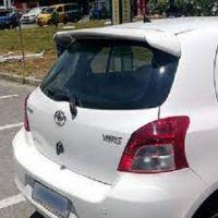 Toyota Vitz 2008-2009-2010 Trunk Spoiler