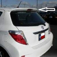 Toyota Vitz 2012-2013-2014-2015-2016-2017-2018-2019-2020-2021 Trunk Lip Spoiler
