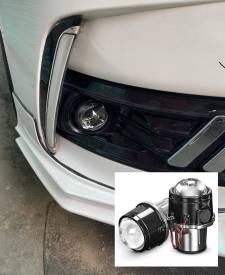 Car Bi-Xenon Fog Lamp Projectors (Universal)