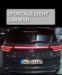 KIA Sportage Trunk Light Garnish