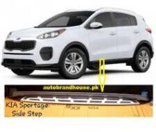 KIA Sportage Side Steps Panels Version 1