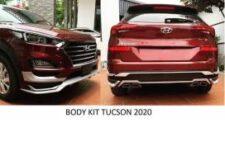 Hyundai Tucson Bodykit Bumper Protecor