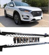 Hyundai Tucson Side Steps Panels Version 2
