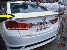Honda City 2021 Trunk Lip Spoiler